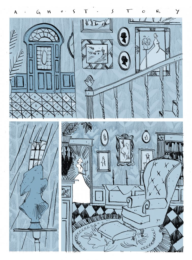 Comic A Ghost Story