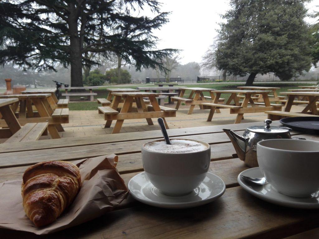 Gunnersbury Park coffee